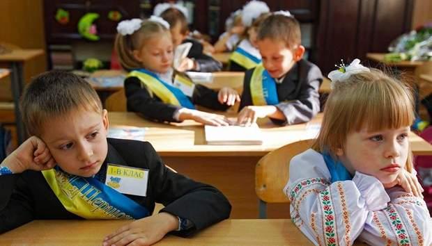 вступ у перший клас правила документи