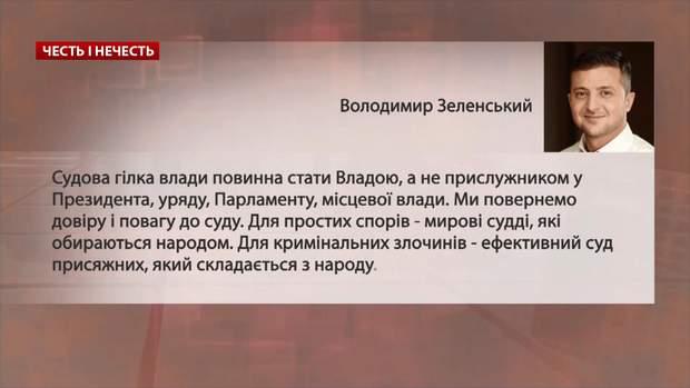 Програма Володимира Зеленського