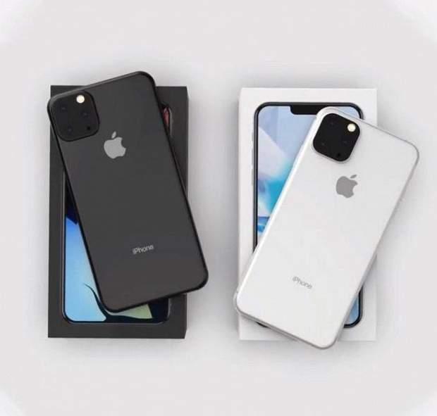 iPhone 2019 отримає квадратний модуль камери