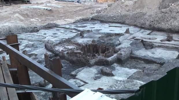 Розкопки у Києві