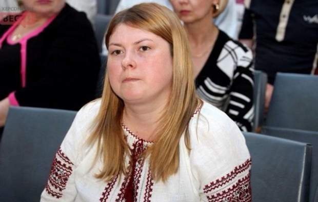 гандзюк херсон порошенко