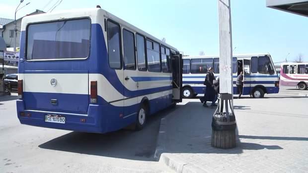 автобуси тернопіль