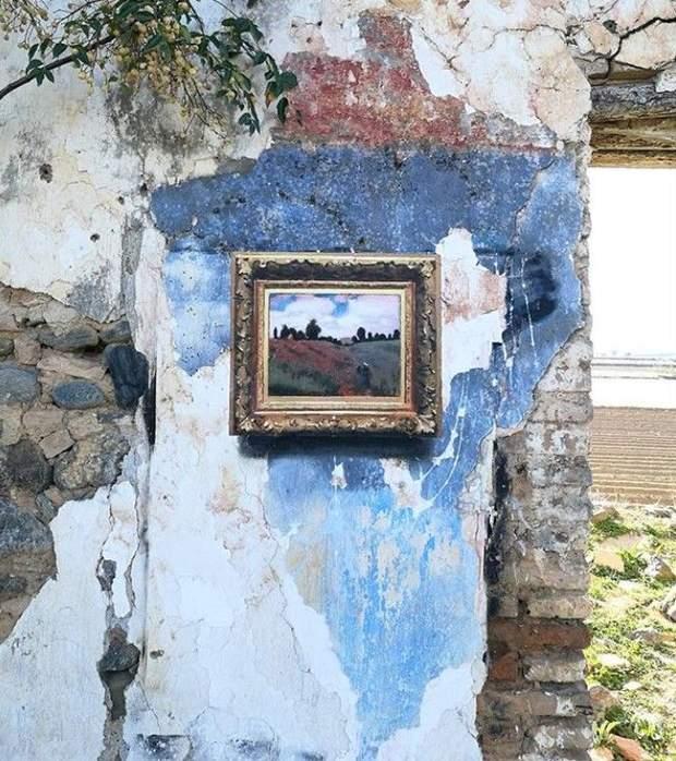мистецтво художник шедеври Іспанія закинуті будівлі