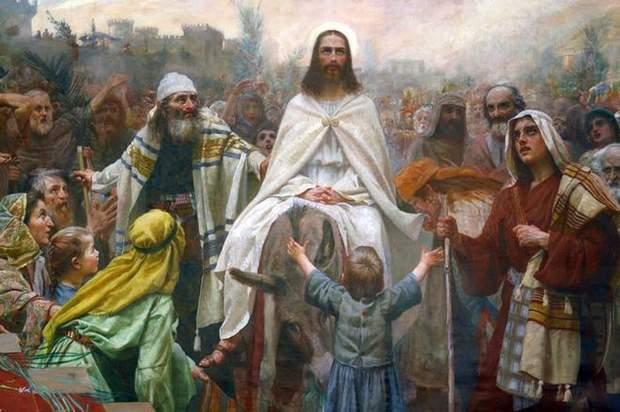 Спаситель на в'їзді в Єрусалим