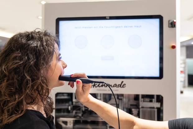 Диво-апарат створить особливий крем, що підходить тільки вам