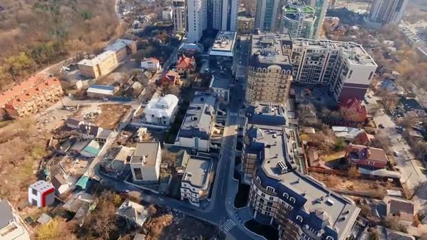 Елітний район Києва