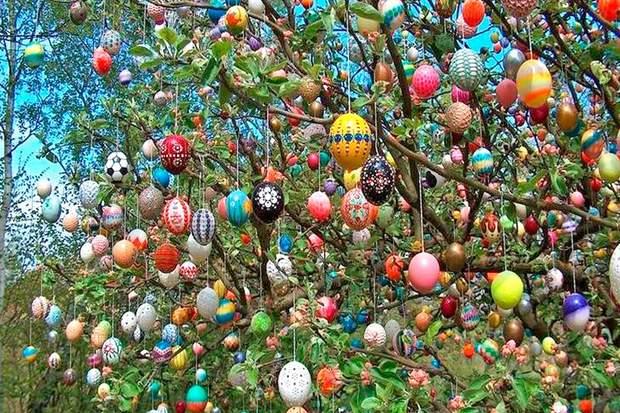 Великдень в Шевченківському гаю