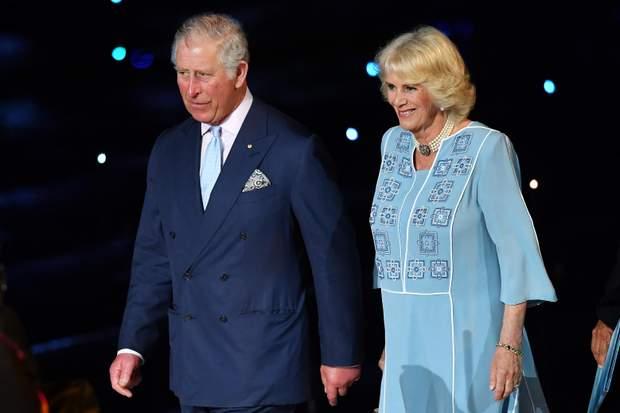 Принц Чарль і Камілла 2018 рік