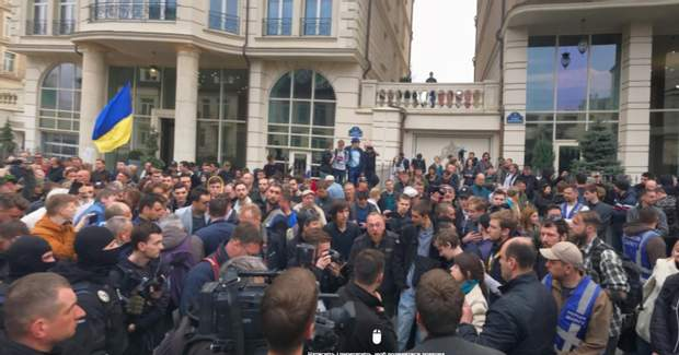 мітинг штаб Зеленський