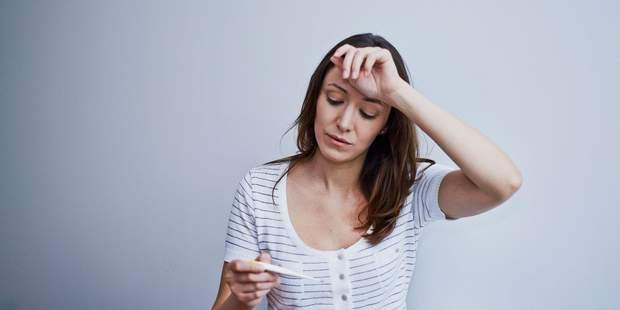 Знижена або підвищена температура свідчить про проблеми з метаболізмом