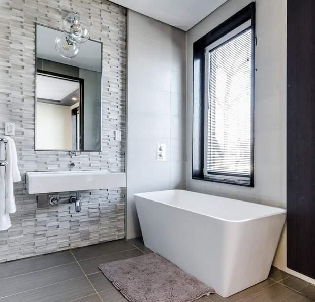 дизайн інтер'єр ванна кімната