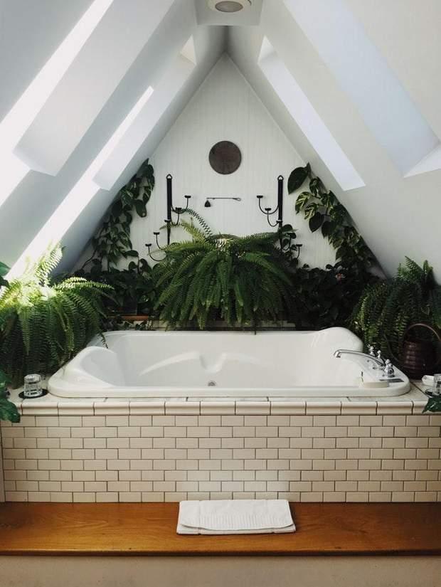 ванна дизайн інтерєр