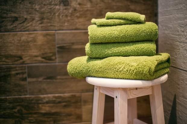 рушники текстиль ванна дизайн інтерєр