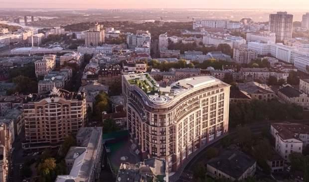елітний ЖК Linden Luxury Residence Київ дизайн