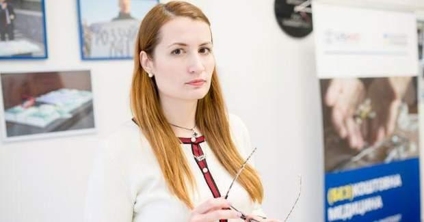 Ольга Стефанишин