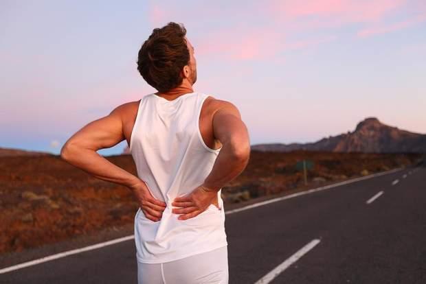Виконання фізичних вправ може лише посилити гострий больовий синдром