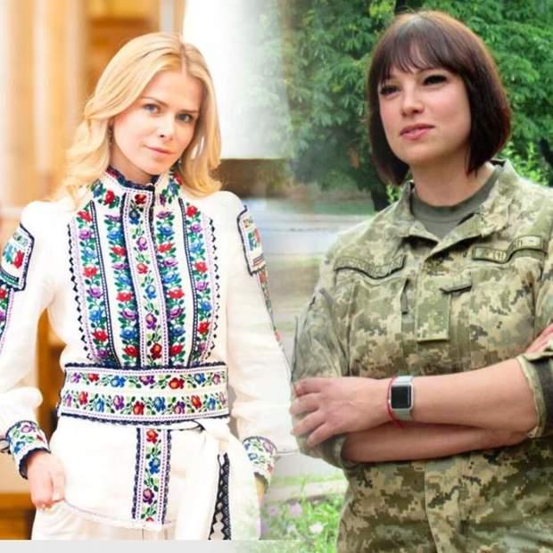 Тетяна Ричкова, Тетяна Донець, одяг, вишиванки, політичний стиль