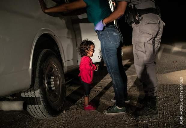Фото дівчинки з Гондурасу