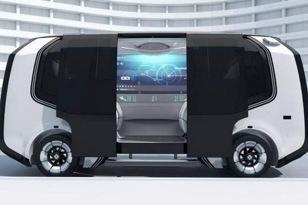Huawei створила власний безпілотний автомобіль