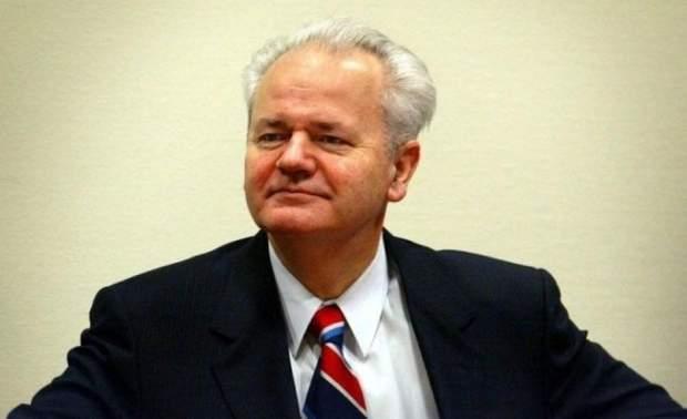 Слободан Мілошевич