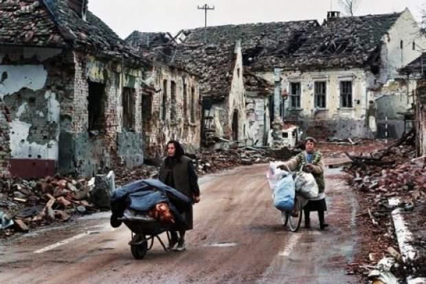Зруйнований Вуковар