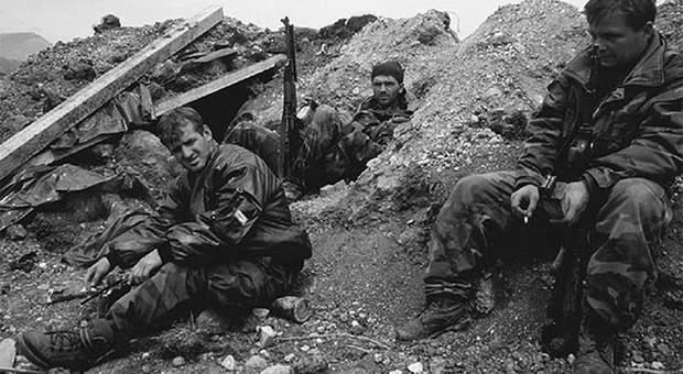 Боснійська війна