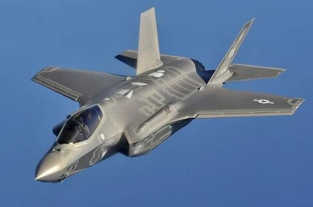 Винищувач F-35 невидимий для радарів
