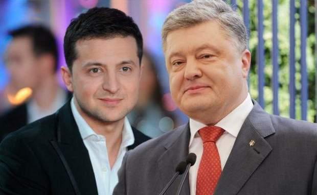 президентські вибори зеленський порошенко