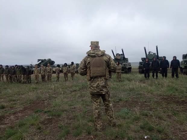 Командувач ООС дав завдання військовим ЗСУ