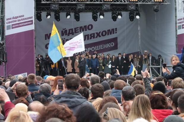 Петро Порошенко прибув на дебати