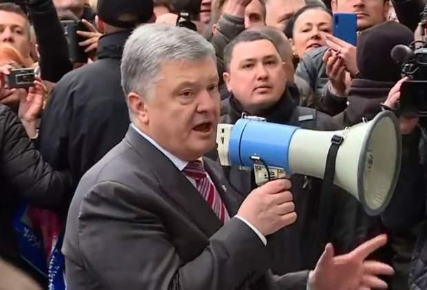 Порошенко Петро Порошенко дебати