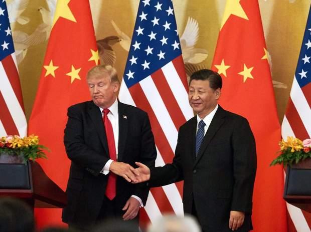 Трамп та лідер Китаю Сі Цзіньпін