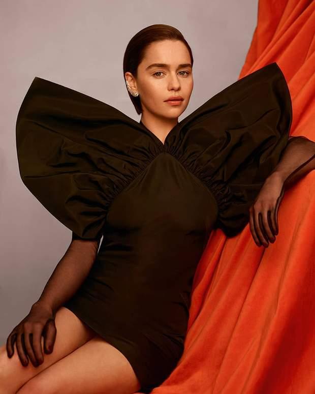 Емілія Кларк для Vogue Spain