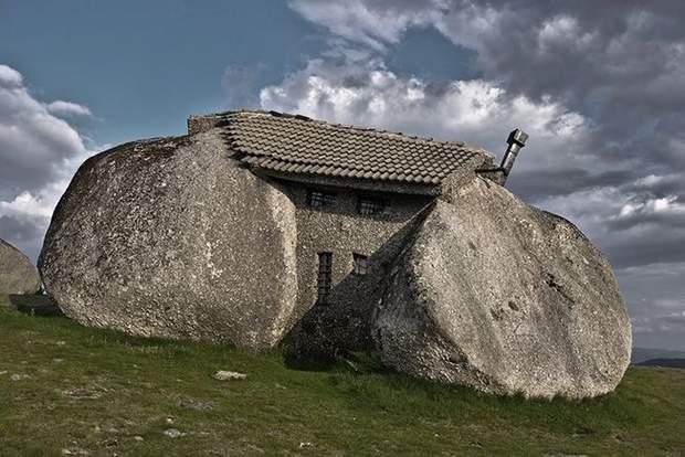 Будинок камінь Португалія