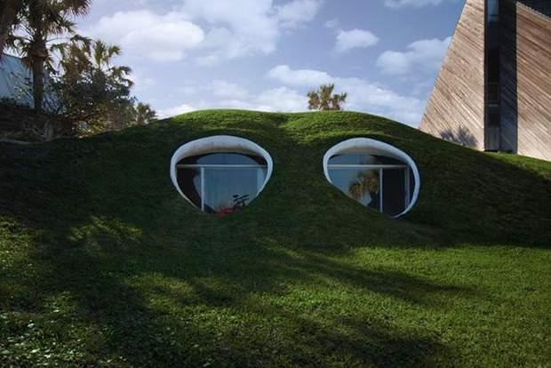 будинок дюна