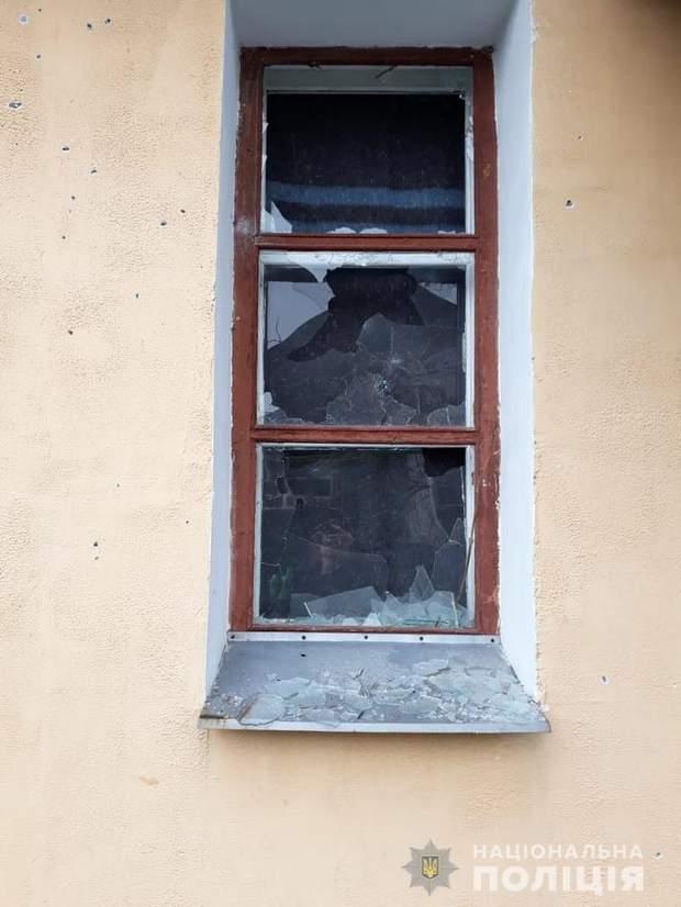 війна на донбасі луганщина обстріл житлові будинки поліція росія окупанти
