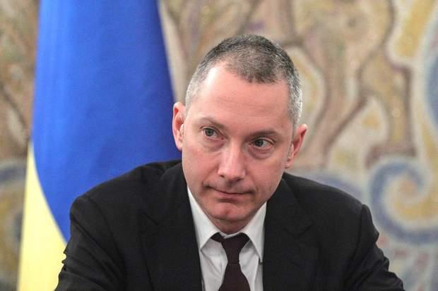 Екс-глава АП Борис Ложкін