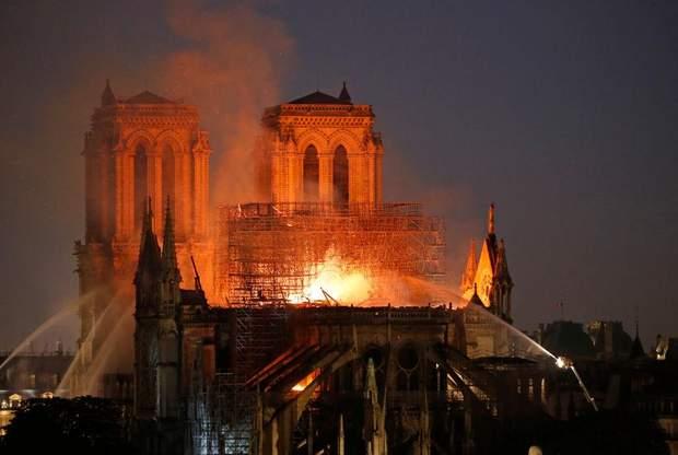 Собор Паризької Божої Матері у Парижі