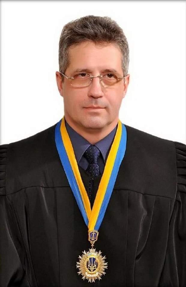 Суддя Івано-Франківська Юрій Грица