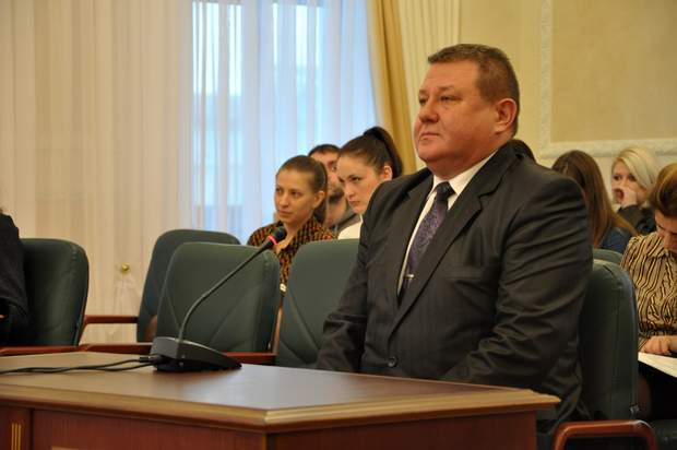 Суддя Закарпатської області Віктор Амарович