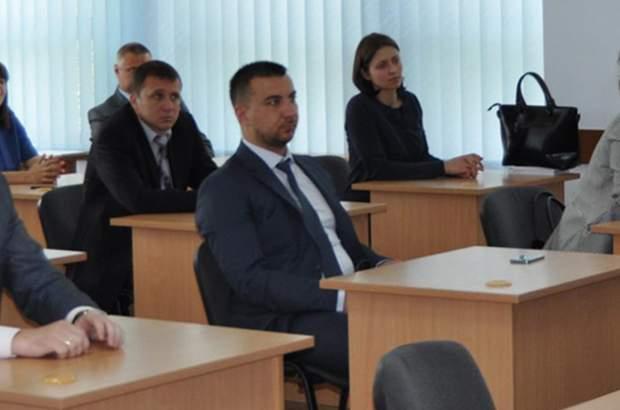 Рівненський суддя Михайло Таргоній