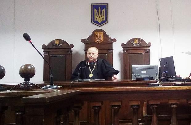 Дубенський суддя Руслан Ралець