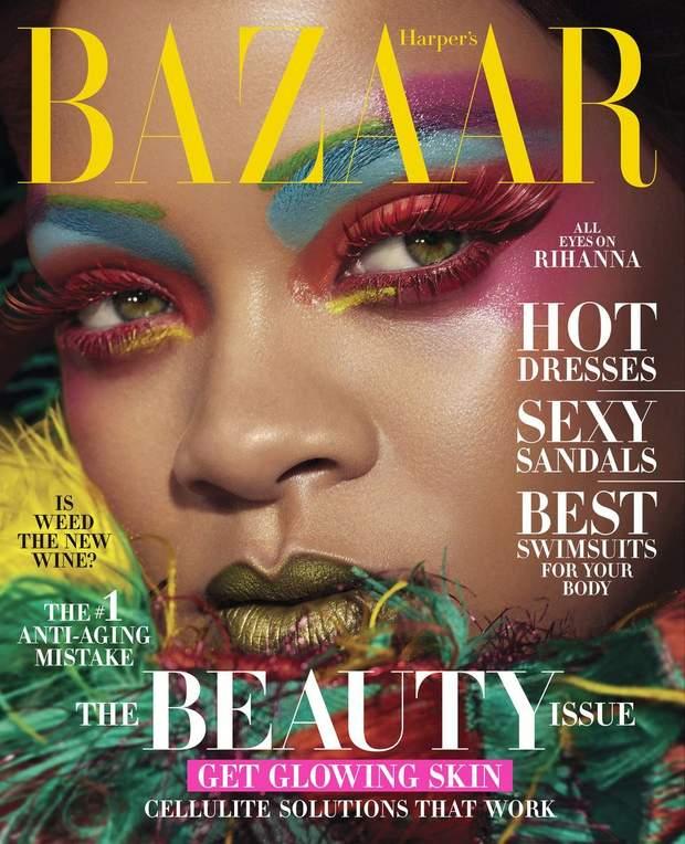 Ріанна для Harper's Bazaar