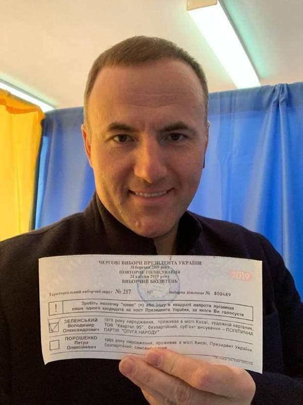 вибори президента другий тур порушення бюлетені Павло Фукс
