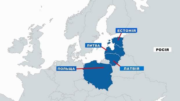 Батальйони НАТО у Східній Європі
