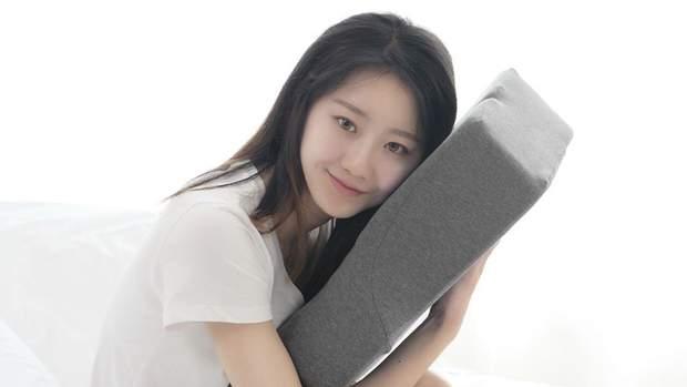 Розумна подушка чудово допомагає знімати напругу