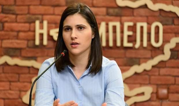Галина Янченко, Зекоманда