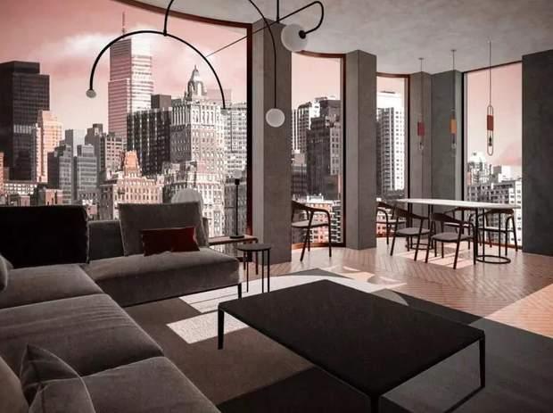 Архіматіка житловий комплекс Нью-Йорк