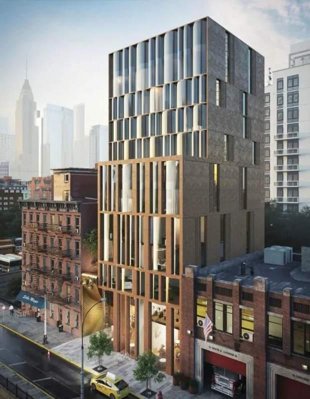 Нью-Йорк Архіматіка житловий комплекс