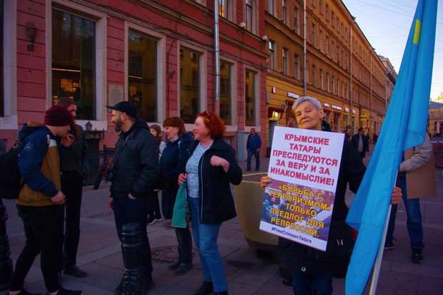 протест росія